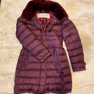 Burberry Puffer Coat